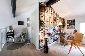 bureau style atelier maison esprit loft au style atelier contemporain bureau à