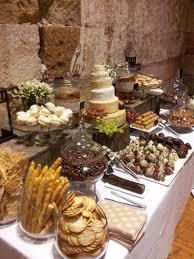 food tables at wedding reception blog reception laissez faire laissez faire