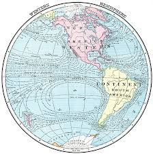 Ocean Currents Map 5923 Jpg