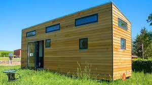 luxurious tiny house on wheels vacation in denmark tiny house