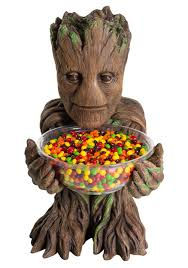 halloween candy bowls groot candy bowl holder