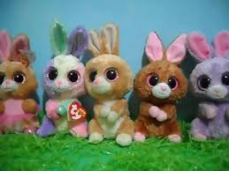 ty beanie boos bunnies