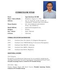 Resume Personal Background Sample by Resume Personal Background Information Sample Corpedo Com