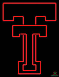 Texas Tech Red Raiders Neon Sign Ncaa Teams Neon Light For Sale