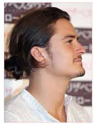 medium haircut styles men also casual ponytail hair for men u2013 all