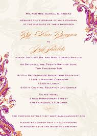 islamic wedding invitations how to word wedding invitations from formal to expert advice
