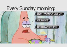 Sunday Morning Memes - every sunday morning meme shuffle pinterest sunday