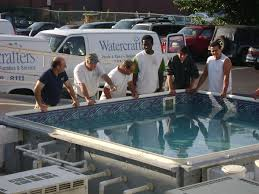 training on the temp pool u0026 spa news business customer service