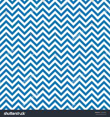 blue chevrons seamless pattern background retro stock vector