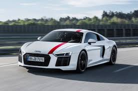 rear wheel drive audi r8 v10 rws special edition revealed