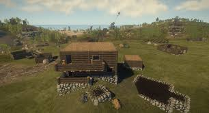 rust game house design house and home design