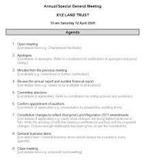 12 free sample seminar agenda templates u2013 printable samples
