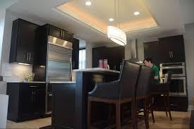 espresso kitchen island white and espresso kitchen cabinets kitchen decoration