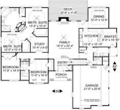 house plans with 3 master suites plan 59638nd two master suites pantry butler and corner