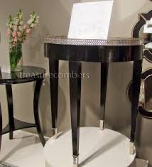 Espresso Console Table Black And Mirrored Console Table Designing Inspiration 14804