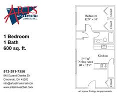 1 Bedroom Apartments Cincinnati 845 Ezzard Charles Dr Cincinnati Oh 45203 Realtor Com