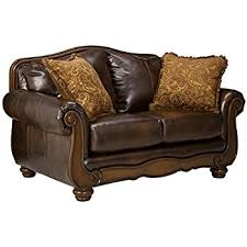 Antique Loveseat Value Amazon Com Ashley Furniture Signature Design Barcelona Sofa