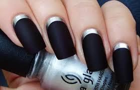 50 sassy black nail art designs to envy