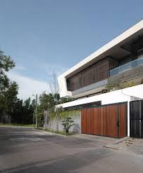 Tropical Design Tropical Design Approach Of Modern B M Residence By Dp Hs
