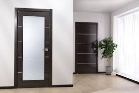 interior french doors frosted glass modern home luxury avanti vetro modern interior door black