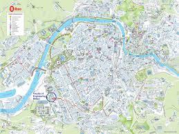 Metro Center Map by Bilbao City Center Map