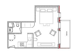 studio venus apartment floor plan luxury self catered ski