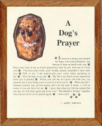 pet prayer pet frames from mt edge dog pet frames dog s prayer