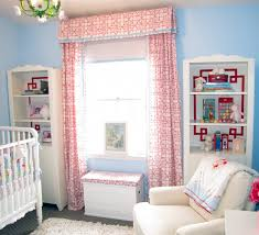 Pink Curtains For Baby Nursery by Nice Unisex Bedroom For Baby Inspiring Design Integrate Fabulous