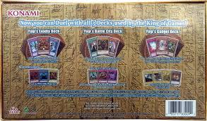 yu gi oh legendary deck 1 yugi reprint walmart com