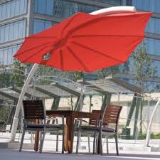 Awning Umbrella Icarus Umbrella And Base By Umbrosa At Lumens Com