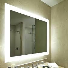 light up full length mirror led backlit vanity mirror furniture amazing design ideas light up