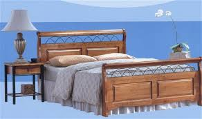 Oak Bed Frame Oak Bed Frame Ambers International