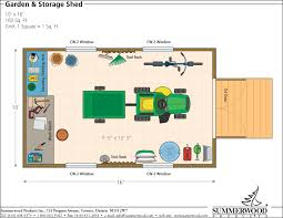 shed house floor plans garden shed floor plans backyard