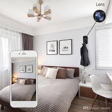bedroom spy cams discount 1080p hd wifi hidden spy camera clothes hook with super