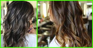 which works best highlights or lowlights to blend grey hair 30 best highlight ideas for dark brown hair
