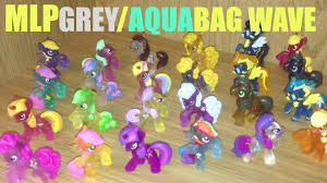 My Little Pony Blind Bag Wave 1 Review 018 My Little Pony Blind Bag Grey Aqua Wave 24 Pony