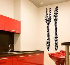 décoration murale cuisine design decoration mur cuisine photo