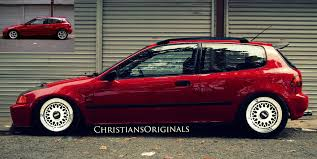 eg honda civic slammmed photoshopped honda civic eg by christiansoriginals on