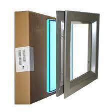 tempered glass door hardware vision lite kits u0026 louvers commercial door hardware supply