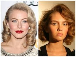 curled hairstyles medium length hair hairstyles with rollers for medium length hair women hairstyles