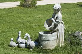 majestic design lawn garden statues interesting ideas garden