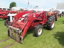 international 464 with 2250 loader international farmall