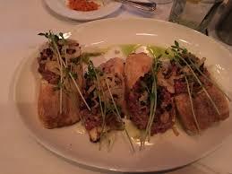 steak tartare picture of mon ami gabi las vegas tripadvisor