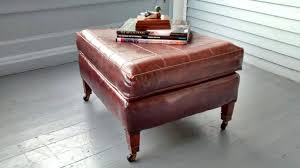 Leather Ottomans Coffee Tables by Ottoman Coffee Tables Designs Ideas