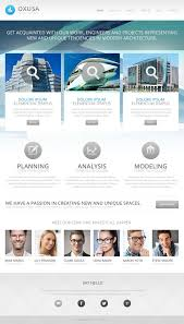 architecture company drupal template 44985