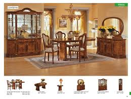 milady dining classic formal dining sets dining room furniture