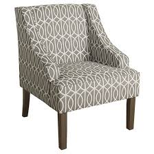 Eddie Accent Chair Classic Swoop Accent Chair Suri Blue Homepop Target