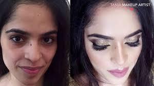 makeup artist in best makeup artist in jalandhar punjab amazing transformation