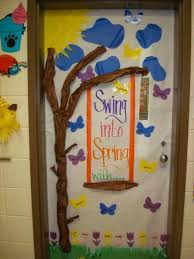 door decorations for spring myclassroomideas com page 21 of 186 creative ideas for your