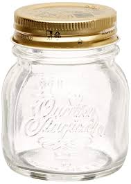 kitchen glass canisters with lids amazon com bormioli rocco quattro stagioni 5 ounce canning jar